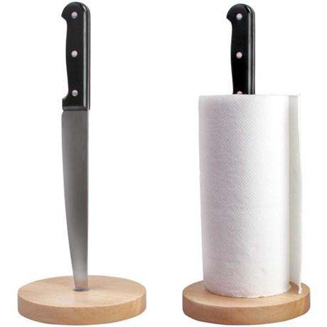 hållare hushållspapper