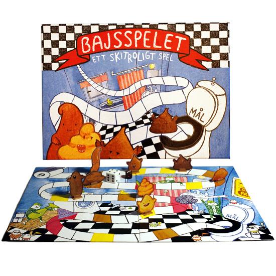 Barnspel - Bajsspelet Image
