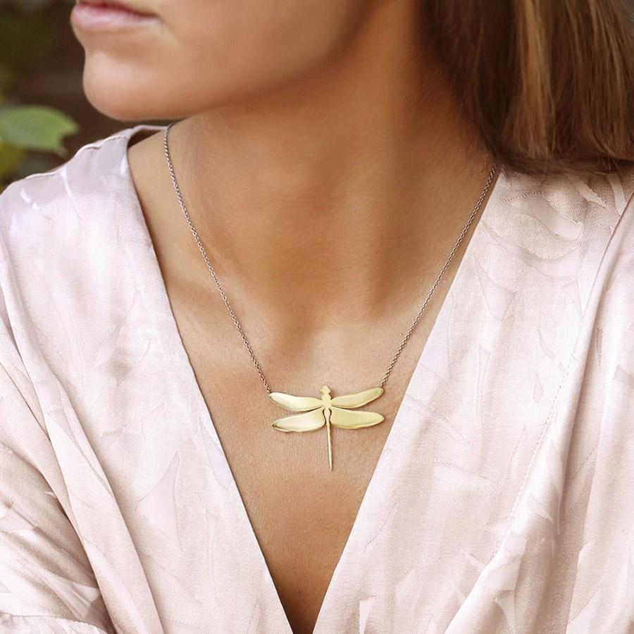 Dragonfly halsband ea50c4673b968